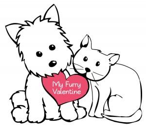 furry valentine
