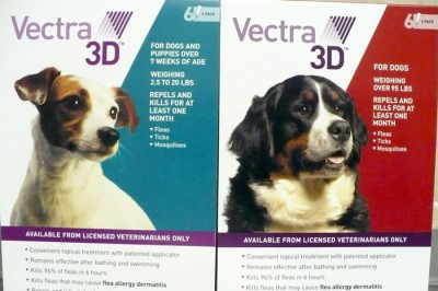 Vectra For Dogs