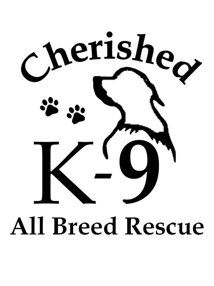 cherished k 9 logo