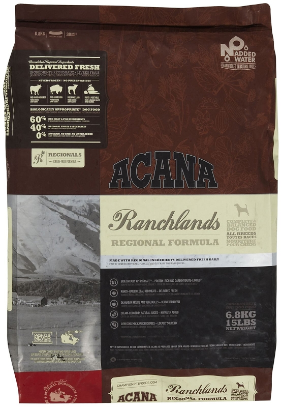 ranchlands dog food